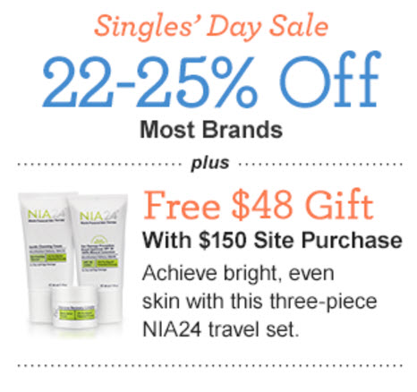 Free Bonus Gift with $150 sitewide purchase