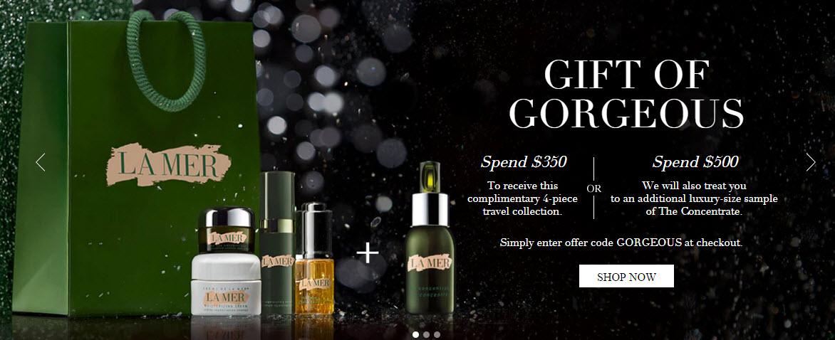 La Mer Free Bonus Gifts with Purchase - MakeupBonuses.com