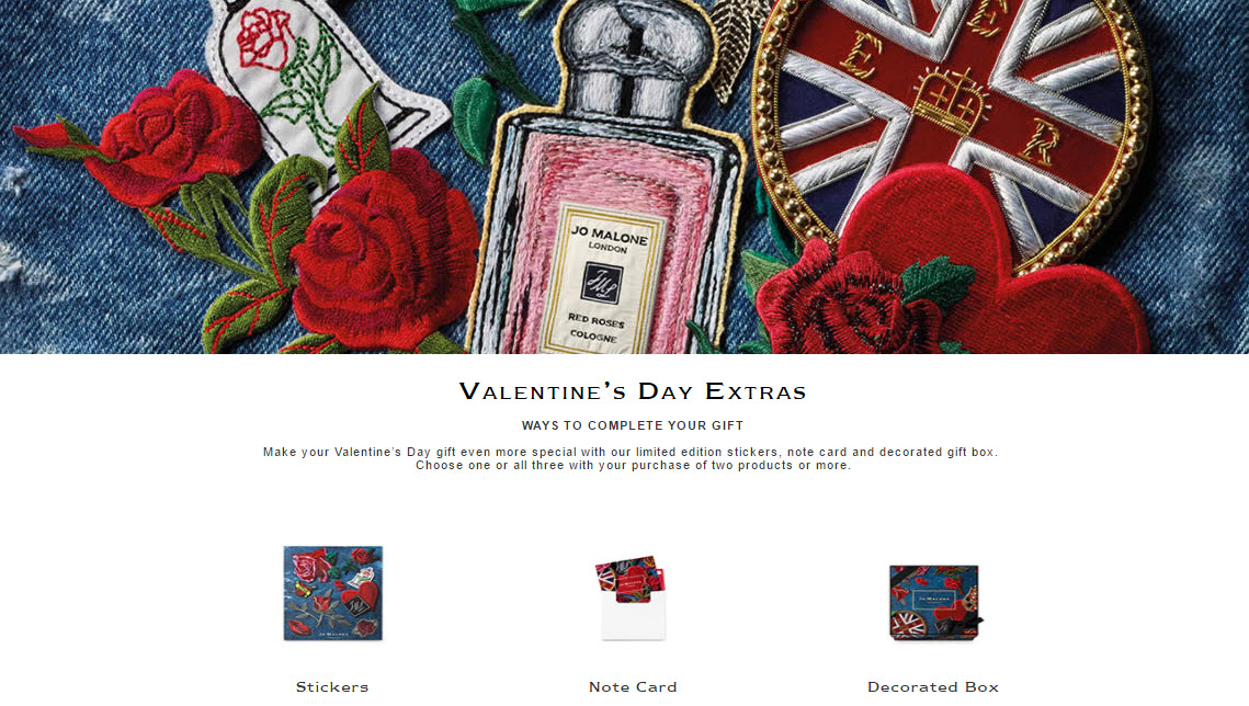 Receive a free 4- piece bonus gift with your 2 Products purchase