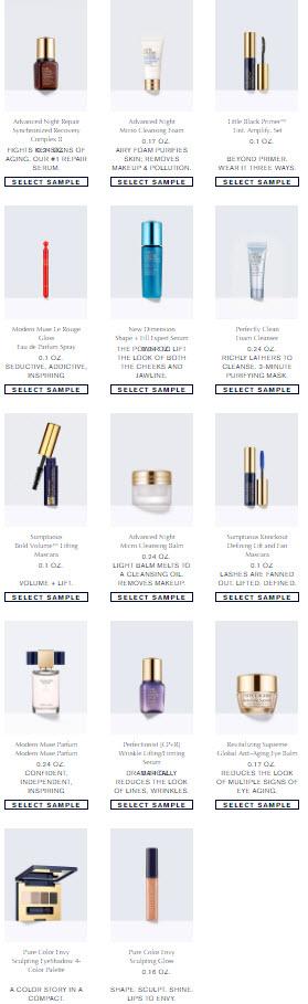 Receive your choice of 3-piece bonus gift with your $75 Estée Lauder purchase