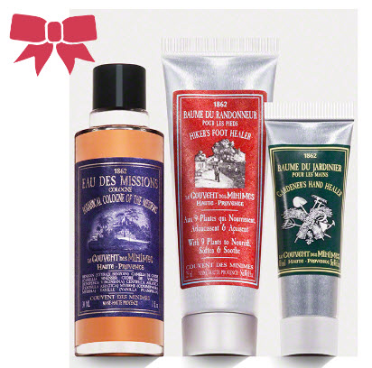 Receive a free 3-piece bonus gift with your Le Couvent des Minimes purchase