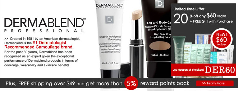 Receive a free 3- piece bonus gift with your $60 Multi-Brand purchase