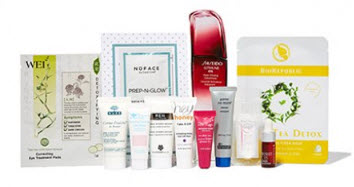 Receive a free 12-piece bonus gift with your $50 Multi-Brand purchase