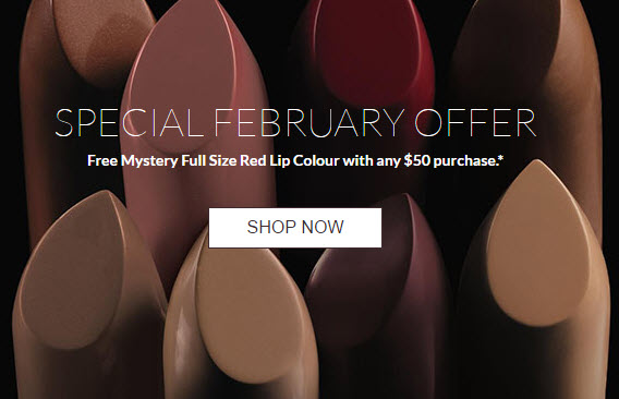 Receive a free 3- piece bonus gift with your $50 Laura Mercier purchase