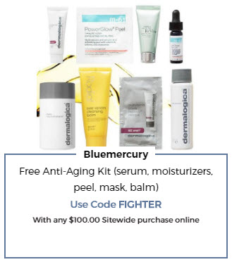 Receive a free 7-piece bonus gift with your $100 Multi-Brand purchase