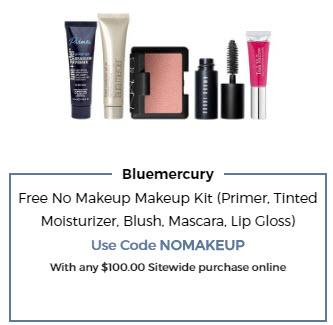 Blue mercury coupon code