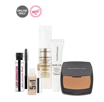 Receive a free 5-piece bonus gift with your $50 Multi-Brand purchase
