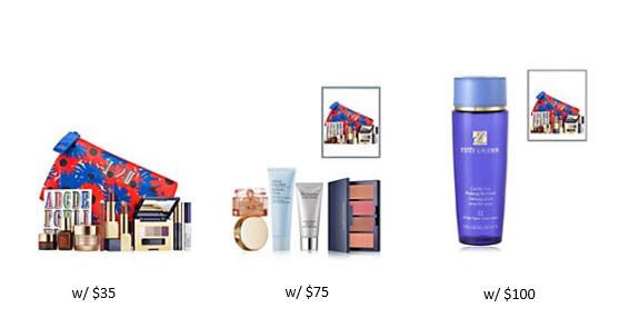 Receive your choice of 10-piece bonus gift with your $75 Estée Lauder purchase