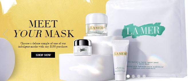 La Mer Free Gift with Purchase at La Mer - MakeupBonuses.com