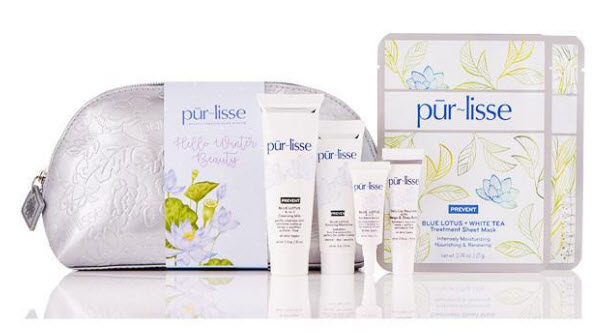 Receive a free 7- piece bonus gift with your $75 pur-lisse purchase