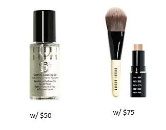 Macy's Free Bonus Gift with Purchase Offers from Bobbi Brown, Borghese, Clarins + more