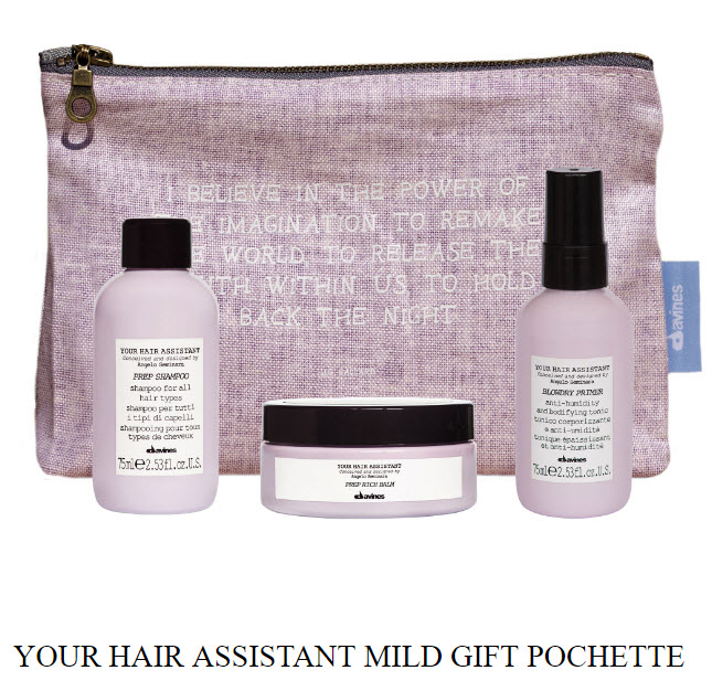 YOUR HAIR ASSISTANT MILD GIFT POCHETTE