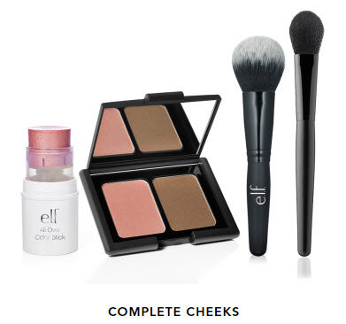 Complete Cheeks Gift Set from ELF Cosmetics