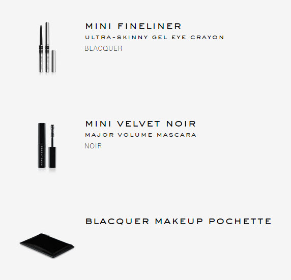 Receive a free 3-piece bonus gift with your $50 Marc Jacobs Beauty purchase