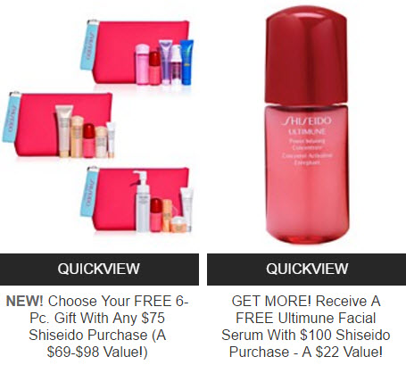 Macy S Free Gift With Purchase Offers Makeup Bonuses