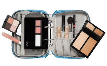 the power of makeup® planner collection kalahari sky