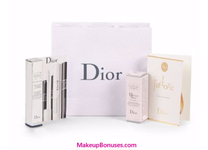 Receive a free 3-piece bonus gift with your $175 Dior Beauty purchase