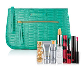 Receive a free 7-piece bonus gift with your $50 Elizabeth Arden purchase