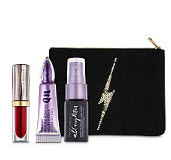 Receive a free 4-piece bonus gift with your $60 Urban Decay purchase