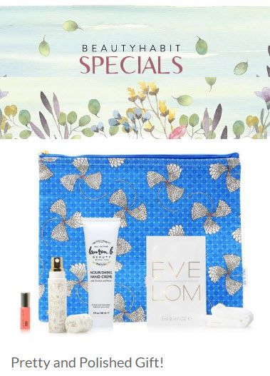 Receive a free 5-piece bonus gift with your $85 Multi-Brand purchase