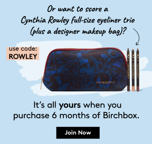 Receive a free 4-piece bonus gift with your women's 6-month rebillable subscription purchase