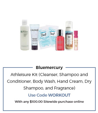 Blue mercury coupon code