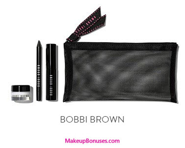 Receive a free 4-piece bonus gift with your $95 Bobbi Brown purchase