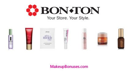 Receive a free 7-piece bonus gift with your $99 Multi-Brand purchase