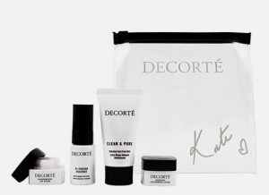 Receive a free 5-piece bonus gift with your $150 Decorté purchase