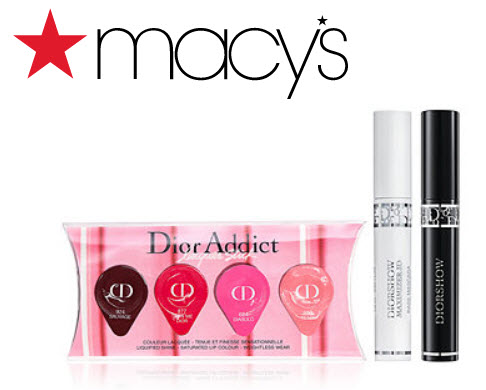 Receive a free 3-piece bonus gift with your $100 Dior Beauty purchase