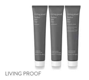 Receive a free 3-piece bonus gift with your $40 Living Proof purchase