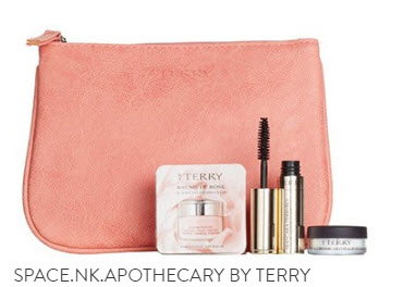 Receive a free 4-piece bonus gift with your $99 Space.NK.apothecary By Terry purchase