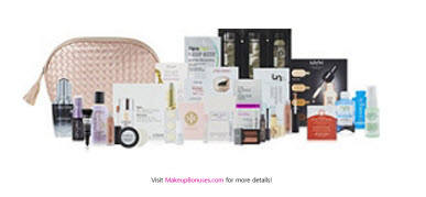 Receive a free 24-piece bonus gift with your $60 Multi-Brand purchase