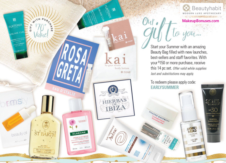 Receive a free 14-pc gift with your $150 Multi-Brand purchase