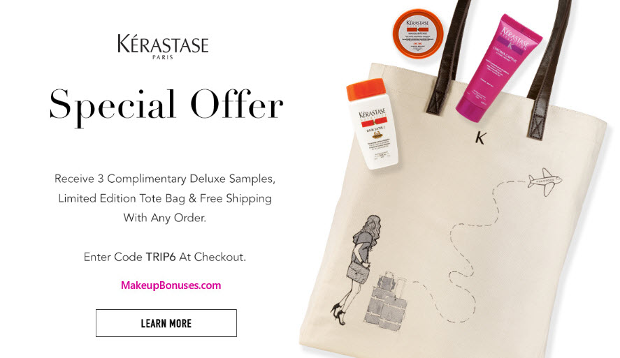 Kerastase products bring a professional diagnostic approach to treat each woman's.