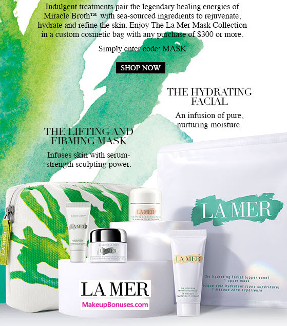 Dec 02,  · Get a 4 Piece Tier 1 Small Miracles Collection with $ La Mer Purchase! Includes The Eye Concentrate (3ml) and The Crème de la Mer (7ml), The Renewal Oil, and The Lifting & Firming Mask (7ml) in a green makeup bag.