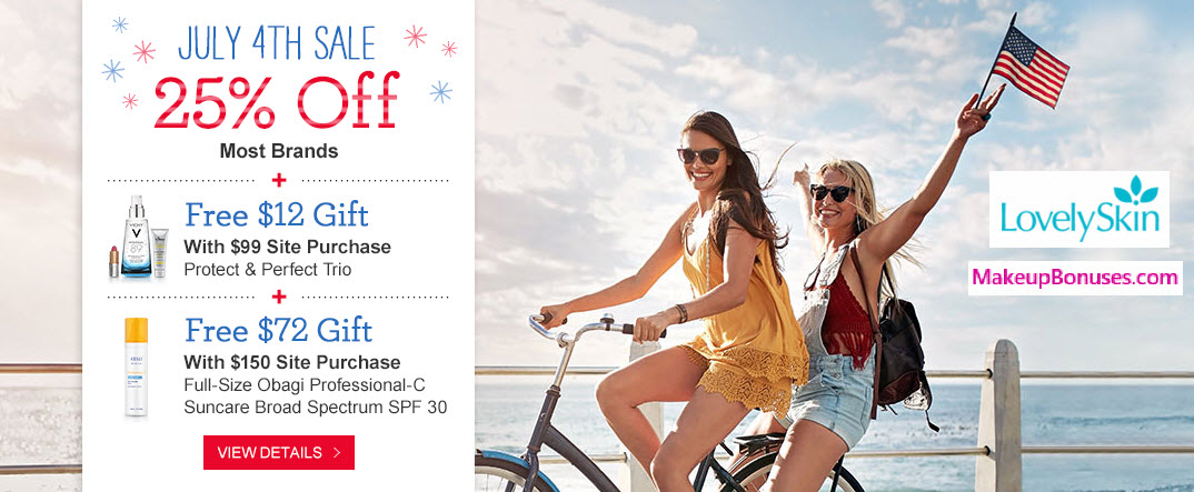 Receive a free 3-pc gift with your $99 Multi-Brand purchase
