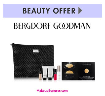 Receive a free 6-pc gift with your $200 Giorgio Armani purchase