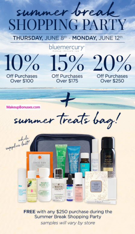 Receive a free 13-piece bonus gift with your $250 Multi-Brand purchase
