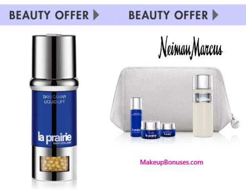 Neiman Marcus Gift with Purchase Offers - MakeupBonuses.com