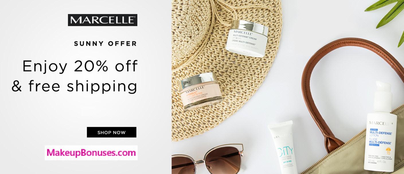 Marcelle Sale - MakeupBonuses.com