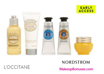 Receive a free 5-pc gift with your $85 (Nordstrom Cardholders Early Access until 7/20) purchase