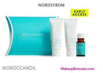 Receive a free 3-pc gift with your $100 (Nordstrom Cardholders Early Access until 7/20) purchase