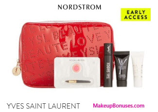 Receive a free 6-pc gift with your $150 (Nordstrom Cardholders Early Access until 7/20) purchase