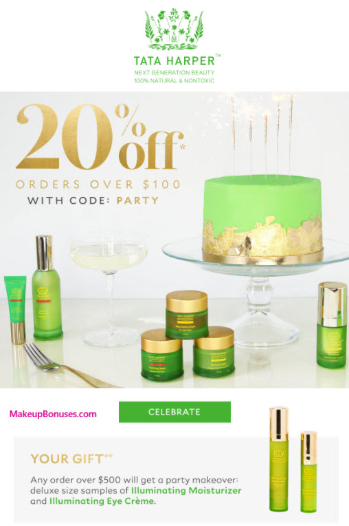 We have 46 tata harper skin care coupons for you to consider including 46 promo codes and 0 deals in November Grab a free bukahatene.ml coupons and save money.5/5(1).