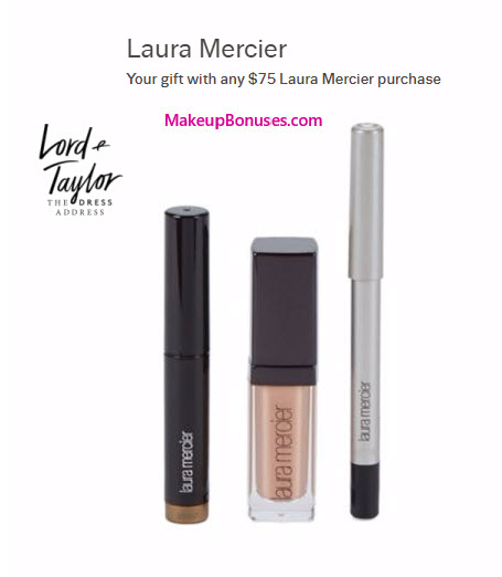 Laura Mercier created her line of cosmetics, skincare and bath and body products to give every woman the opportunity to achieve her full beauty potential. Free Shipping & Returns Every Day.