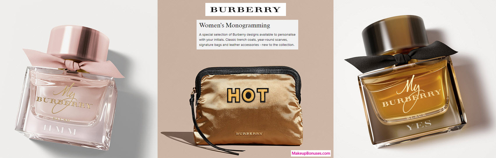 2017 Burberry - MakeupBonuses