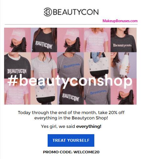Beautycon Sale - MakeupBonuses.com