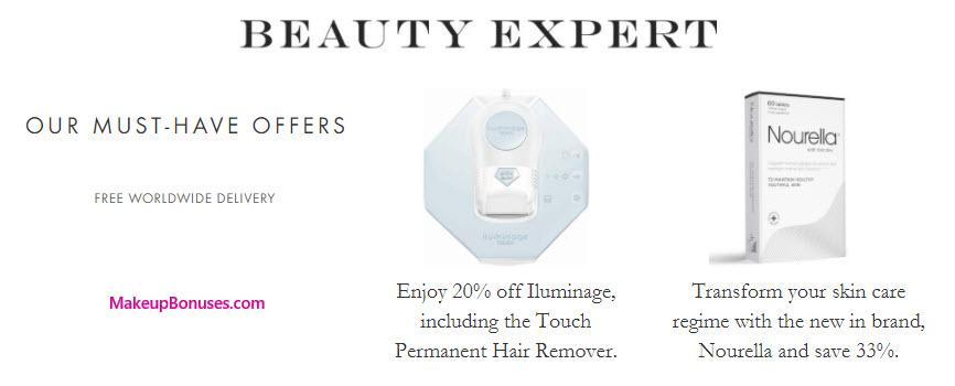 Beauty Expert Sale - MakeupBonuses.com