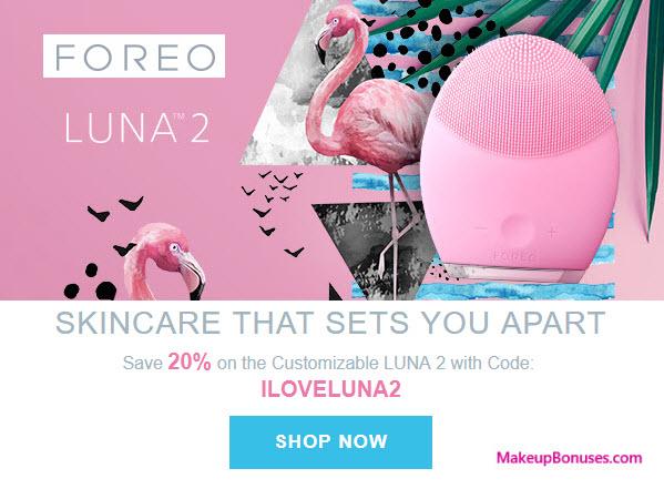 Foreo Sale - MakeupBonuses.com